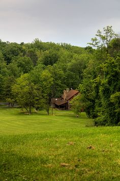 West Virginia. One of the things I love most about West Virginia is how green it is. Good for the soul.