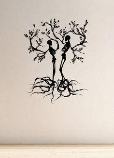 Thought this looked awesome and think it would make a cool couple tattoo Skeleton Couple Tattoo, Cool Couple Tattoos, Country Couple Tattoos, Couple Tattoo Ideas, Skeleton Tattoos, Female Skeleton, Skeleton Girl, Tattoos For Married Couples, Tattoo Couples