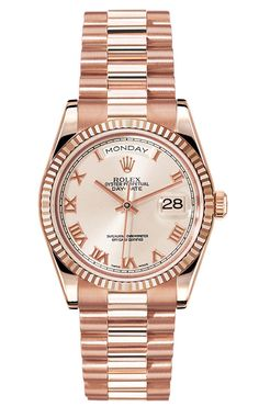 "Rose Gold.. ""day date"" ROLEX"