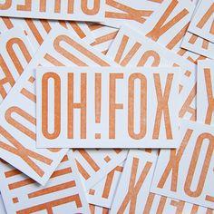 Oh!Fox