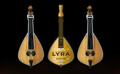 Lyra Beer on Packaging of the World - Creative Package Design Gallery