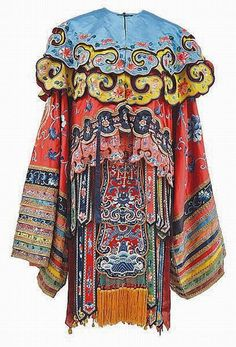 A Chinese Bridal Ensemble later Remodelled, Qing Dynasty,…