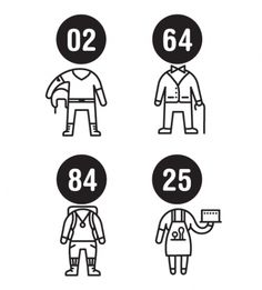 Creative Icon, Field, Study, White, and Avatars image ideas & inspiration on Designspiration Simple Illustration, Graphic Illustration, Avatar Images, Simple Line Drawings, Best Icons, Icon Design, Typo Design, Design Set, Flat Design