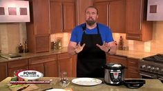 Fall Off the Bone Baby Back Ribs, with the Power Pressure Cooker XL