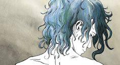 Il filo di Erica: Una vita in blu