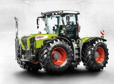 Claas Xerion 3800 Tractor