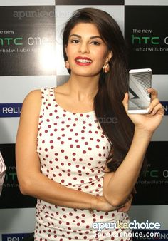 Jacqueline Fernandez at the launch