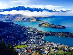"""""""At the Skyline Gondola overlooking Queenstown, New Zealand. Queenstown has got to be one of the most beautiful and picturesque cities I've ever seen. Every part of it is postcard worthy, no kidding. I used TripAdvisor for things to do as well as read the forums, and it has been very instrumental in making my itinerary. Can't wait to go back there again."""" --- """"Traveler Photo of the Week"""" winner, Ken Ivan Embradura"""