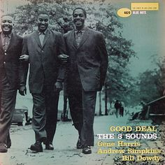 Three Sounds, Blue Note 4020