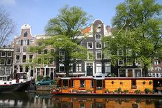 The Prinsengracht Amsterdam