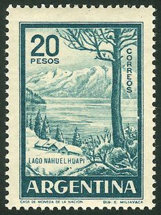 Argentina GJ.1145A, printed on national unsurfaced paper, VF quality!