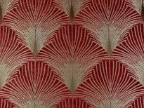 Fibre Naturelle New York Fabric Upholstery Fabric Art Deco Curtains Chenille Fabric