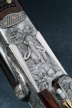 antique shotguns