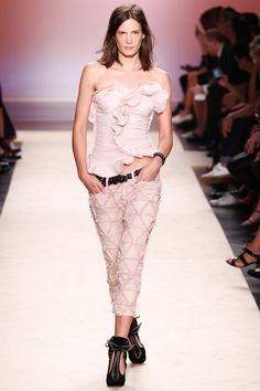 Isabel Marant Spring 2014 RTW - Review - Fashion Week - Runway, Fashion Shows and Collections - Vogue