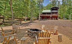 Lazy Bear Den - Aska Adventure Area   Perfect for the 4 of us plus mom & dad --- VERY kid friendly property