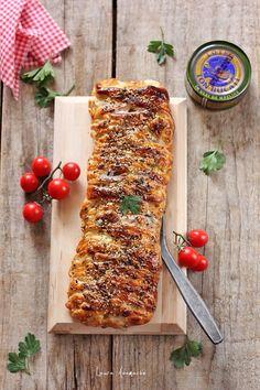 Bamboo Cutting Board, Buffet, Recipes, Food, Pie, Essen, Meals, Ripped Recipes, Eten