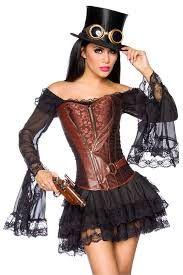 Bildergebnis für steampunk kostüm