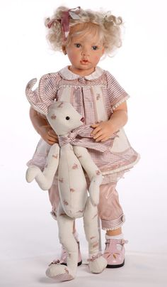 Ulla by Hildegard Gunzel this is a doll but I like the outfit for a child.