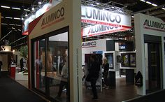 Batimat, Villepinte Γαλλία, 4-8 Νοεμβρίου 2013  Ο κόσμος της ALUMINCO  Παντού δίπλα σου!