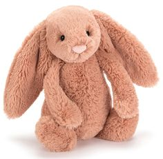 Bashful Apricot Bunny by Jellycat from The Bear Garden