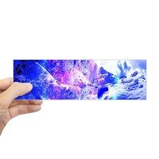 Amethyst Yules Night Dreams Bumper Bumper Sticker
