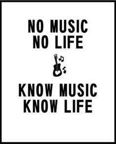 Know Music To Be Honest If I Had Choose Between Going Blind And Deaf Would Go So That At Least Could Hear