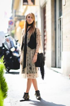 The Skinny Scarf Became A Must-Have Accessory Overnight #refinery29  http://www.refinery29.com/skinny-neck-scarf#slide-1  The secret is all about the single wrap. Let the two ends hang down the front of you....