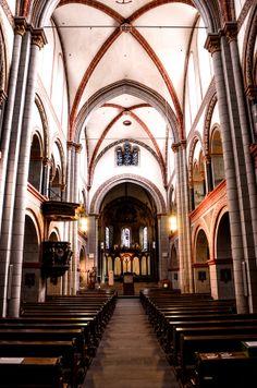 church in andernach by Nico Hofmann on 500px