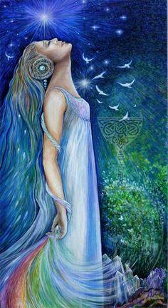 Universo Espiritual Compartiendo Luz: Seres de las Estrellas, Voluntarios en la Tierra, ...