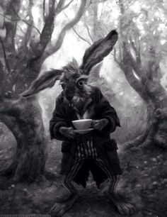 ...The march hare! I love him!