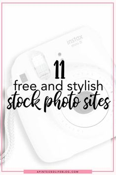 I have an obsession with stock photos and finding ones that aren't 'cheesy' isn't easy. Here are 11 of my favorite free and stylish stock photo sites.