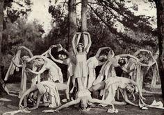 Margaret Morris dancers