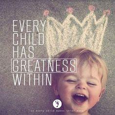 I am a child of God!