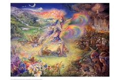 No More, by Josephine Wall