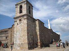Salamanca Virgen de la Peña de Francia