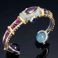 Integrating Stone & Metal — Revere Academy of Jewelry Arts