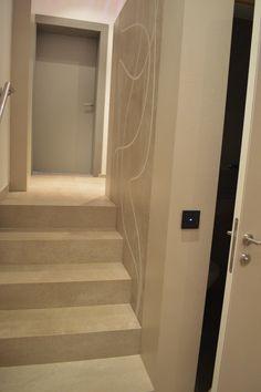 STRACK DESIGN  Türverkleidung in Feinsteinzeug  stoneware  doors ...