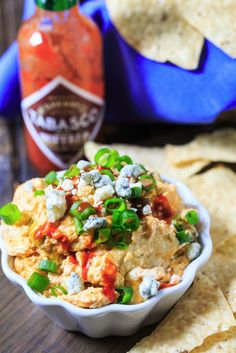 How to Make Slow Cooker Buffalo Chicken Dip Dinner Recipe