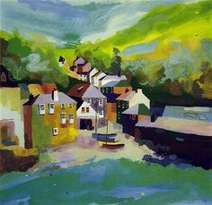 Richard Tuff Works on Sale at Auction & Biography Landscape Art, Landscape Paintings, Landscapes, Seaside Art, Commercial Art, Limited Edition Prints, Artist At Work, Printing On Fabric, Art Drawings