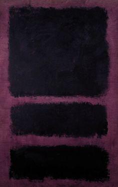 Untitled, Mark Rothko, 1968