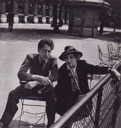 Colette and Jean Cocteau