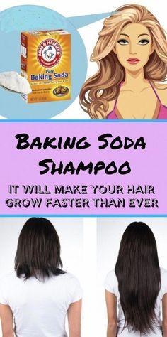 Baking Soda Shampoo: It will Make Your Hair Develop Like It isBaking Soda Shampoo: It is going to Make Your Hair Grow Like It can be Magic! Baking Soda Dry Shampoo, Baking Soda For Skin, Baking Soda For Dandruff, Baking Soda Health, Baking Soda And Honey, Baking Soda Baking Powder, Apple Cider Vinegar Shampoo, Honey Shampoo, Baking Soda Water