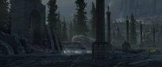 Wayne Haag shares remarkable Alien: Covenant concept art online! - Alien: Covenant Movie News
