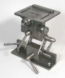 Advance bench grinder table rest
