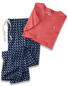 Tommy Bahama - Marlin Madness Pajama Set