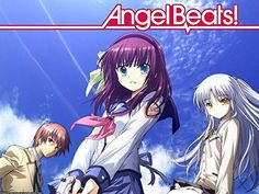 Angel Beats! (TV Series 2010- ????)