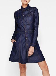 Tacoma Slim Flare Dress - Google zoeken