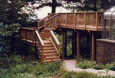A Great Set of Stairs Enhance the Overall Look