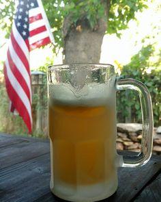Cheers! @dosequis #StayThirsty #DosEquis #beer #alcohol #drinks #backyard