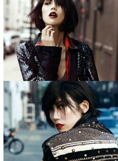 Handsome Girl | Tao Okamoto by Lachlan Bailey for Vogue China August 2011 - NOIR FAÇADE - The place for fashion editorials.